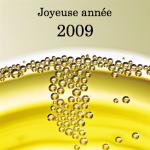 Joyeuse année 2009