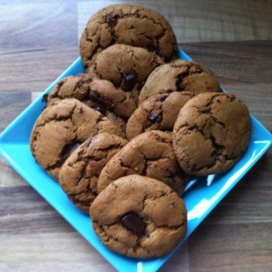 Les cookies de Jodie, par Pascaline