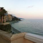 Bord de mer à Bastia
