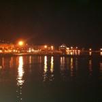 Port de Bastia de nuit